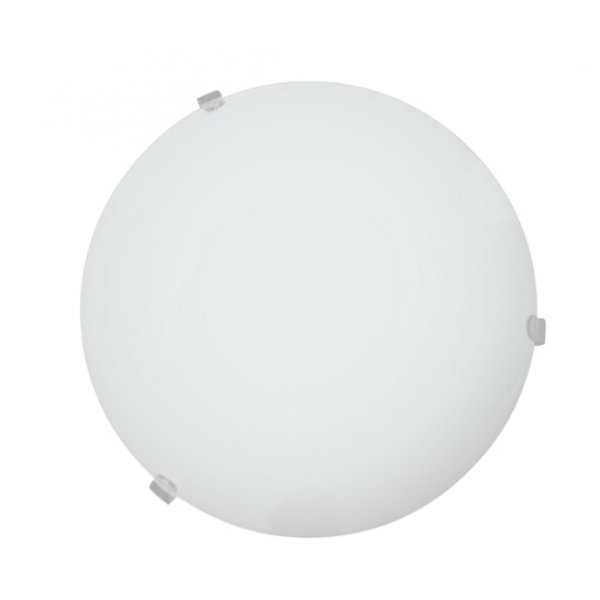 Светильник 23120 Класик НББ 1х60 Вт Е27 d=200 белый
