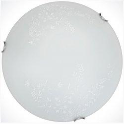 Светильник 24160 Лаура НББ 2х60 Вт Е27 d=300 белый