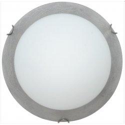Светильник 24140 Мираж НББ 2х60 Вт Е27 d=300 серебро