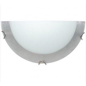 Светильник 24141 Мираж НББ 1х60 Вт Е27 1/2 серебро