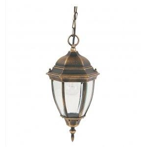 Светильник парковый QMT 1280S Dallas II старое золото