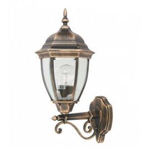 Светильник парковый QMT 1276S Dallas II старое золото