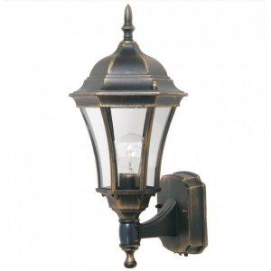 Светильник парковый QMT 1311 Dallas I старое золото