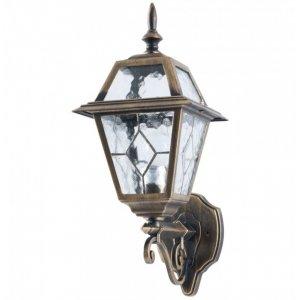 Светильник парковый QMT 1361-A Faro I старое золото