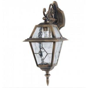 Светильник парковый QMT 1362-A Faro I старое золото