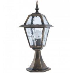 Светильник парковый QMT 1364-A Faro I старое золото