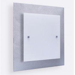 Светильник 40140 Мираж НББ 2х60 Вт Е27 400мм серебро