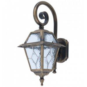 Светильник парковый QMT 1367-A Faro I старое золото