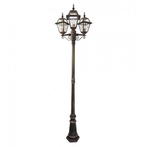 Светильник парковый QMT31361-AE Faro I старое золото