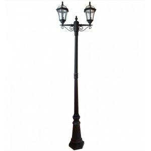Светильник парковый QMT 21561SE Real I старая медь