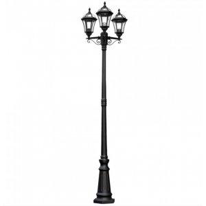 Светильник парковый QMT 31561SE Real I старая медь