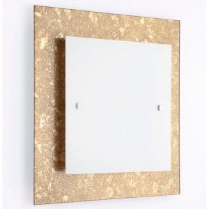 Светильник 40150 Мрия НББ 2х60 Вт Е27 400мм золото
