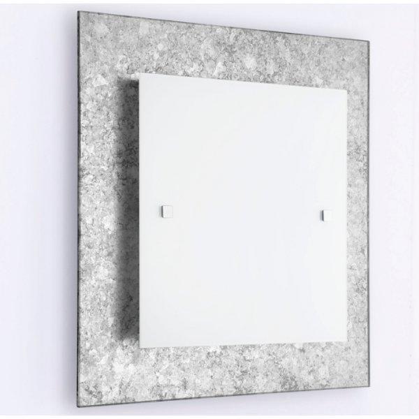 Светильник 40150 Мрия НББ 2х60 Вт Е27 400мм серебро