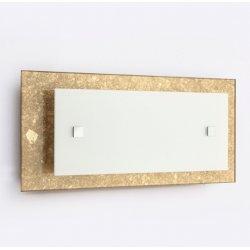 Светильник 14150 Мрия НББ 1х60 Вт Е27 300*140 мм золото