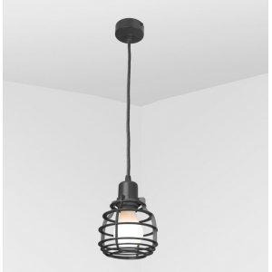 ImperiumLight 25112.05.01 светильник подвесной черный / белый ARA
