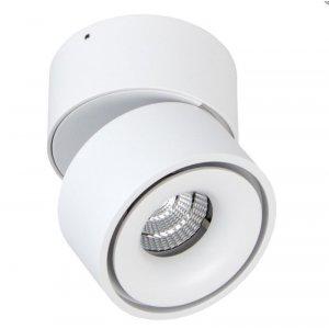 ImperiumLight 05111.01.01 светильник точечный накладной белый SHUTTLE