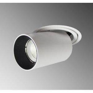 ImperiumLight 19109.01.05 светильник точечный поворотный 360 гр. Белый