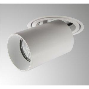 ImperiumLight 1910901.01.01 светильник точечный поворотный 360 гр. Белый