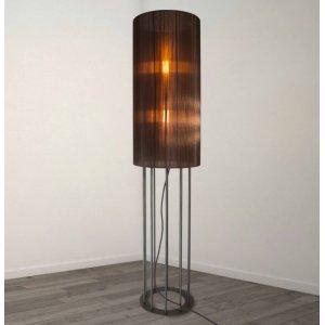 ImperiumLight 119275.21.45 Торшер коричневый темный/античная бронза Е27х60 Вт, 2 лампы, Dubai