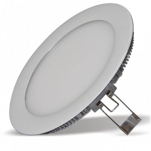 Led панель LM598 6w 360lm 165-265v 6500k круг