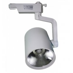 Трековый светильник led LM507-10 10w 800lm 6500k белый