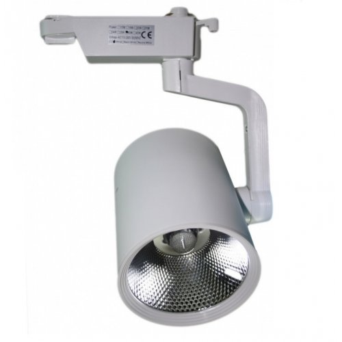 Трековый светильник led LM507-30 30w 2400lm 6000k белый