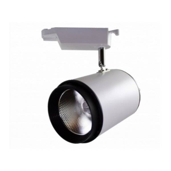 Трековый светильник led LM558-30 30w 2100lm 6500k белый