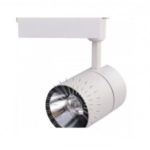 Трековый светильник led LM560-30 30w 2400lm 6500k белый