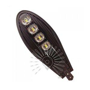 Светильник консольный CAB49-200 на столб Люкс 4led 200w 26000lm 6500k чёрный