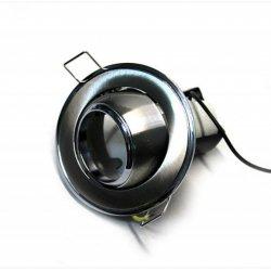 Врезной светильник AL8171 титан - хром R39  /301