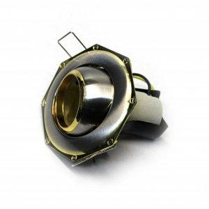 Врезной светильник AL8183 титан - золото R39  /305