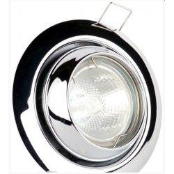 Врезной светильник DL3206 MR16 хром