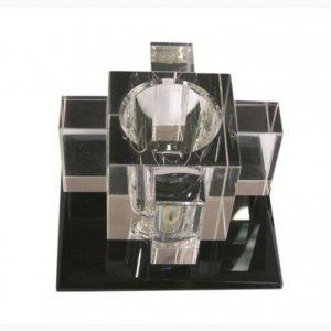 Точечный светильник DL1525 черный / ST525