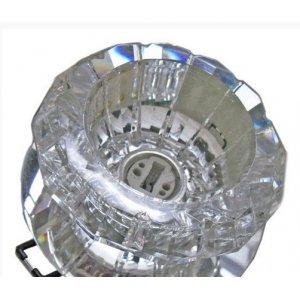 Точечный светильник ST101 стеклянный G9 / 40w