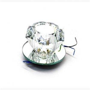 Точечный светильник ST104 стеклянный G9 / 40w