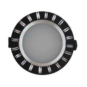 Светодиодный светильник LM485 5w 400lm 4500k чёрная