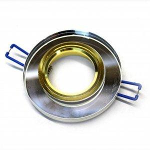 Точечный светильник ST125 прозрачный-золото G5.3