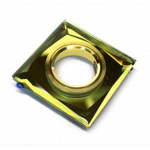 Точечный светильник ST128 жёлтый-золото G5.3
