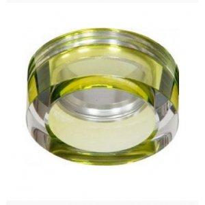 Точечный светильник ST131 жёлтый-хром G5.3