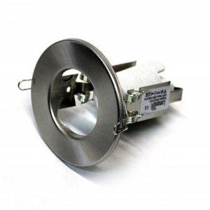 Врезной светильник AL8101 титан R-39S