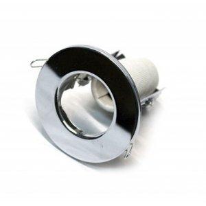 Врезной светильник AL8101 хром R-39S