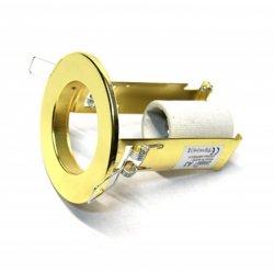 Врезной светильник AL8102 золото R-50S