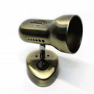 Светильник RAD поворотный ST189-1 60w R50 E14 металл без выкл. / ант. золото
