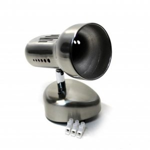 Светильник RAD поворотный ST189-1 60w R50 E14 металл без выкл. / титан