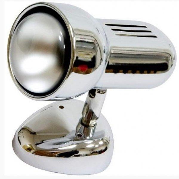 Светильник RAD поворотный ST189-1 60w R50 E14 металл без выкл. / хром
