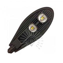 Светильник CAB44-100 на столб 2*50w=100w  10000lm 6500k серый