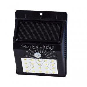 Подсветка для стены LM997 led 3w 300lm ip65 с Датчик движения и солнечной батареей + акку
