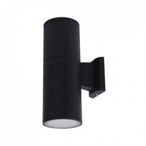 Подсветка для стены LM992 2*MR16 макс.9Вт (только для led) ip65 чёрная 1м кабеля