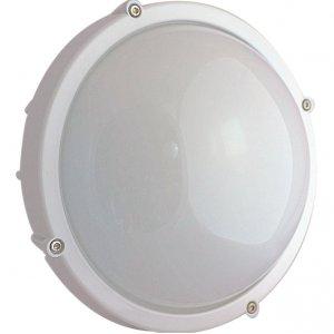 Светодионый светильник ЖКХ LM900 led 8w круг белый 180-265v 640lm ip65