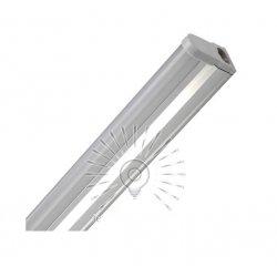 Линейный светильник led LM971-4 (90LM/w) 4w T5 2PIN 6500k 360lm  + выключ + 13,5cм сетевой шнур без вилки